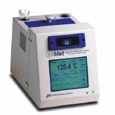全自动熔点仪 品牌:SRS  型号:Optimelt-100
